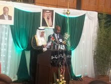 ROYAL EMBASSY OF SAUDI ARABIA Nairobi